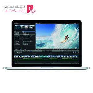 لپ تاپ 15 اینچی اپل مدل MacBook Pro MJLU2 با صفحه نمایش رتینا - 0
