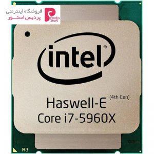 پردازنده مرکزی اینتل سری Haswell-E مدل Core i7-5960X - 0
