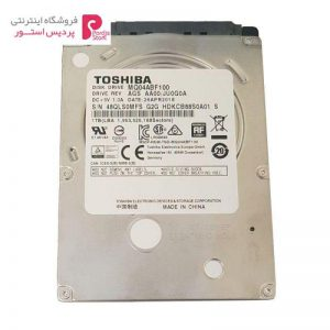 هارد دیسک اینترنال توشیبا مدل MQ04ABF100 ظرفیت 1 ترابایت با کش 128 مگابایت - 0