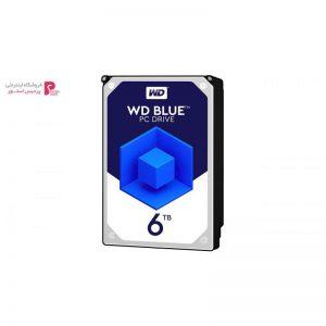 هارددیسک اینترنال وسترن دیجیتال مدل Blue WD60EZRZ ظرفیت 6 ترابایت - 0