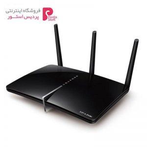 مودم روتر +ADSL2 دوبانده بیسیم AC750 تی پی-لینک مدل Archer D2 - 0
