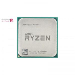 پردازنده مرکزی ای ام دی مدل Ryzen 7 1700X - 0