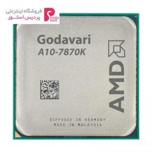 پردازنده مرکزی ای ام دی سری Godaveri مدل A10-7870K - 0