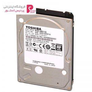 هارد دیسک اینترنال 2.5 اینچی توشیبا مدل MQ01ABD100 ظرفیت 1 ترابایت - 0