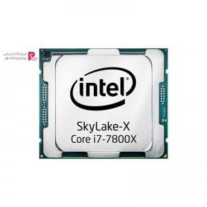 پردازنده مرکزی اینتل سری Skylake-X مدل Core i7-7800X - 0