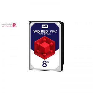 هارددیسک اینترنال وسترن دیجیتال مدل Red Pro WD8001FFWX ظرفیت 8 ترابایت - 0