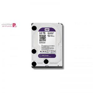 هارددیسک اینترنال وسترن دیجیتال مدل Purple WD30PURX ظرفیت 3 ترابایت - 0