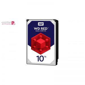 هارددیسک اینترنال وسترن دیجیتال مدل Red WD100EFAX ظرفیت 10 ترابایت - 0