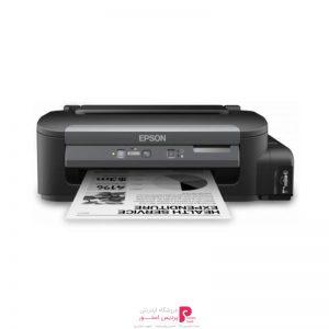 پرینتر-جوهر-افشان-تک-رنگ-اپسون-مدل-M100