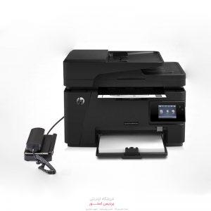 پرینتر-چندکاره-لیزری-اچ-پی-مدل-LaserJet-Pro-MFP-M127fw-همراه-با-گوشی-تلفن