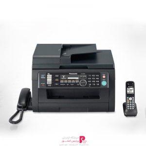 پرینتر چند کاره پاناسونیک با دو گوشی تلفن مدل MB2061CX
