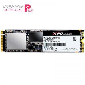حافظه SSD ای دیتا مدل SX8000NP-1TM-C ظرفیت 1 ترابایت - 0