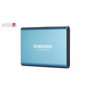 حافظه SSD قابل حمل سامسونگ مدل T5 ظرفیت 250 گیگابایت - 0