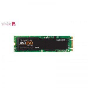 اس اس دی اینترنال سامسونگ مدل Evo 860 m.2 ظرفیت 500 گیگابایت - 0
