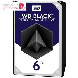 هارددیسک اینترنال وسترن دیجیتال مدل Black WD6003FZBX ظرفیت 6 ترابایت - 0
