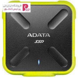 حافظه SSD ای دیتا مدل SD700 ظرفیت 512 گیگابایت - 0