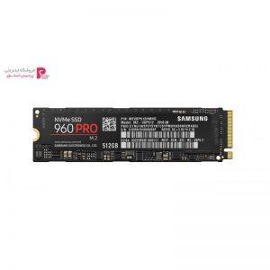 اس اس دی اینترنال سامسونگ مدل 960 PRO ظرفیت 512 گیگابایت - 0