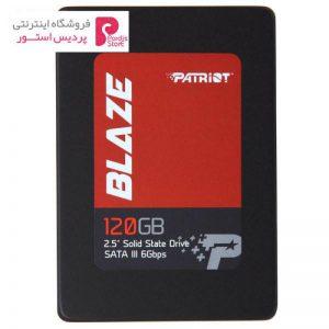 حافظه SSD پتریوت مدل Blaze ظرفیت 120گیگابایت - 0