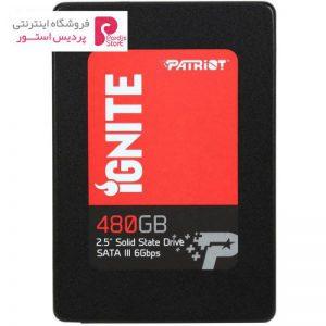 حافظه SSD پتریوت مدل Ignite ظرفیت 480گیگابایت - 0