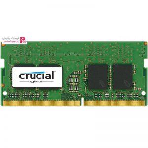 رم لپ تاپ کروشیال مدل DDR3L 1600MHz ظرفیت 4 گیگابایت - 0