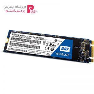حافظه SSD وسترن دیجیتال مدل BLUE WDS250G1B0B ظرفیت 250 گیگابایت - 0