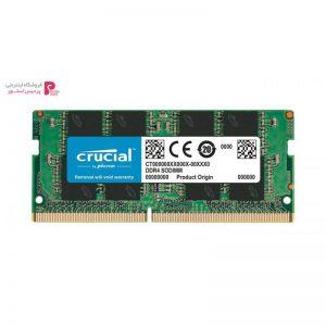 رم لپ تاپ کروشیال مدل DDR4 2400MHz ظرفیت 8 گیگابایت - 0