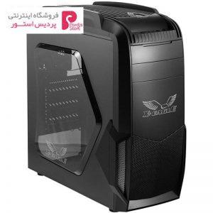 کیس کامپیوتر گرین مدل X-Plus Eagle - 0