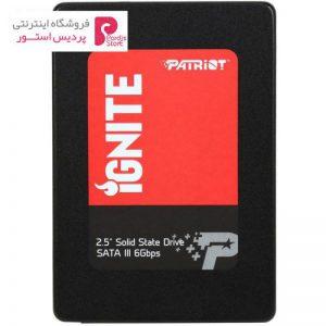 حافظه SSD پتریوت مدل Ignite ظرفیت 240گیگابایت - 0