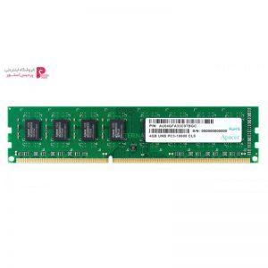 رم کامپیوتر اپیسر مدل UNB PC3-10600 CL9 DDR3 1333MHz ظرفیت 4 گیگابایت - 0
