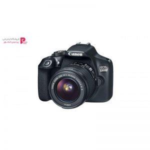 دوربین دیجیتال کانن مدل EOS 1300D به همراه لنز 18-55 میلی متر IS II - 0