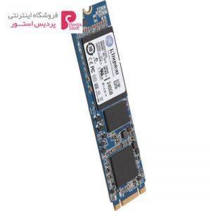 ماژول اس اس دی کینگستون مدل SSDNow M.2 SATA G2 ظرفیت 240 گیگابایت - 0