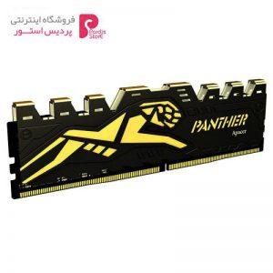 رم دسکتاپ DDR4 تک کاناله 2400 مگاهرتز CL17 اپیسر مدل Panther ظرفیت 8 گیگابایت - 0