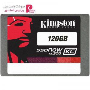 حافظه SSD کینگستون مدل KC300 ظرفیت 120 گیگابایت - 0