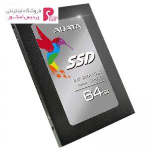 حافظه SSD اینترنال ای دیتا مدل Premier SP600 ظرفیت 64 گیگابایت - 0