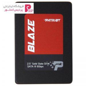 حافظه SSD پتریوت مدل Blaze ظرفیت 60گیگابایت - 0