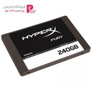 حافظه SSD کینگستون مدل HyperX Fury ظرفیت 240 گیگابایت - 0
