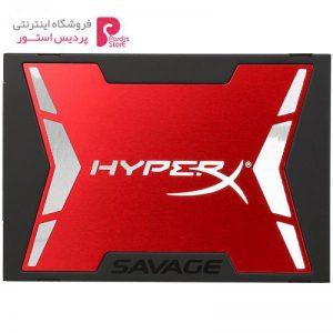 حافظه SSD کینگستون مدل HyperX Savage ظرفیت 120 گیگابایت - 0