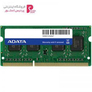 رم لپ تاپ ای دیتا مدل DDR3L 1600MHz ظرفیت 4 گیگابایت - 0