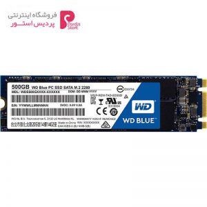 حافظه SSD وسترن دیجیتال مدل WDS500G1B0B ظرفیت 500 گیگابایت - 0