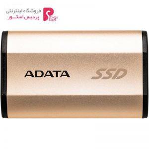 حافظه SSD اکسترنال ای دیتا مدل SE730 ظرفیت 250 گیگابایت - 0