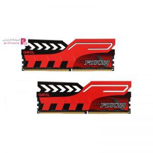 رم دسکتاپ DDR4 دو کاناله 2400 مگاهرتز CL17 گیل مدل Evo Forza ظرفیت 16 گیگابایت - 0