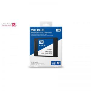 اس اس دی اینترنال وسترن دیجیتال مدل Blue WDS500G2B0A ظرفیت 500 گیگابایت - 0