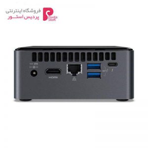 کامپیوتر کوچک اینتل مدل NUC8i7BEH-B - 0