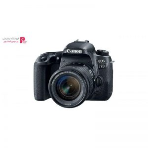 دوربین دیجیتال کانن مدل EOS 77D به همراه لنز 18-55 میلی متر STM - 0