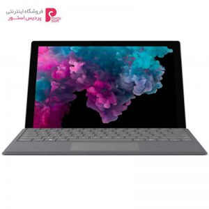 تبلت مایکروسافت مدل Surface Pro 6 - D به همراه کیبورد Signature - 0