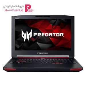 لپ تاپ 15 اینچی ایسر مدل Predator 15 G9-591-70XR - 0