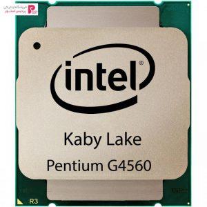 پردازنده مرکزی اینتل سری Kaby Lake مدل Pentium G4560 Intel Kaby Lake Pentium G4560 CPU - 0