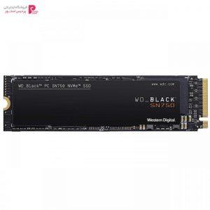 حافظه SSD وسترن دیجیتال مدل BLACK SN750 NVME ظرفیت 250 گیگابایت - 0