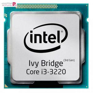 پردازنده مرکزی اینتل سری Ivy Bridge مدل Core i3-3220 - 0