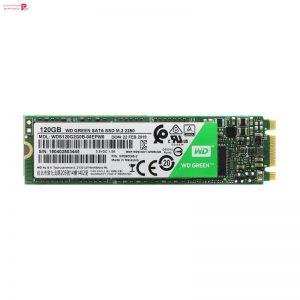 اس اس دی اینترنال وسترن دیجیتال مدل GREEN WDS120G2G0B ظرفیت 120 گیگابایت - 0